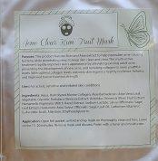 Acne Clear Kiwi Fruit mask