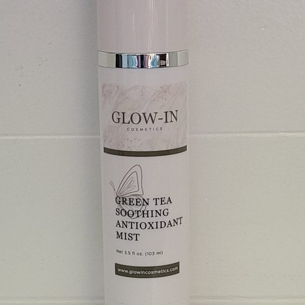 Green Tea Soothing Antioxidant Mist