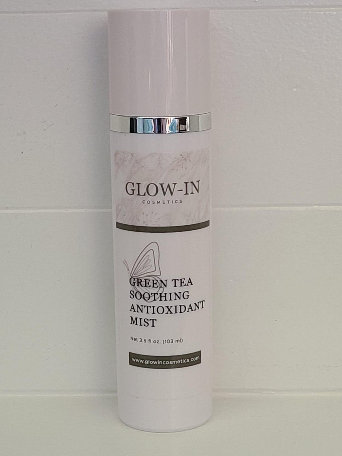 Green Tea Soothing Antioxidant Mist